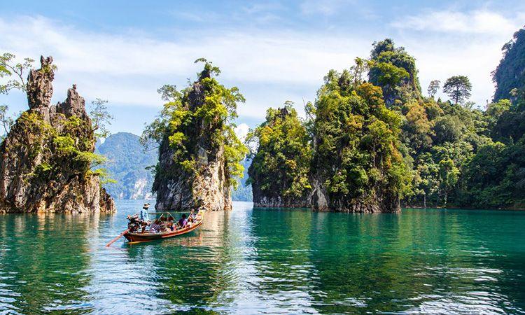 ท่องเที่ยวไทย อุทยานแห่งชาติเขาสก