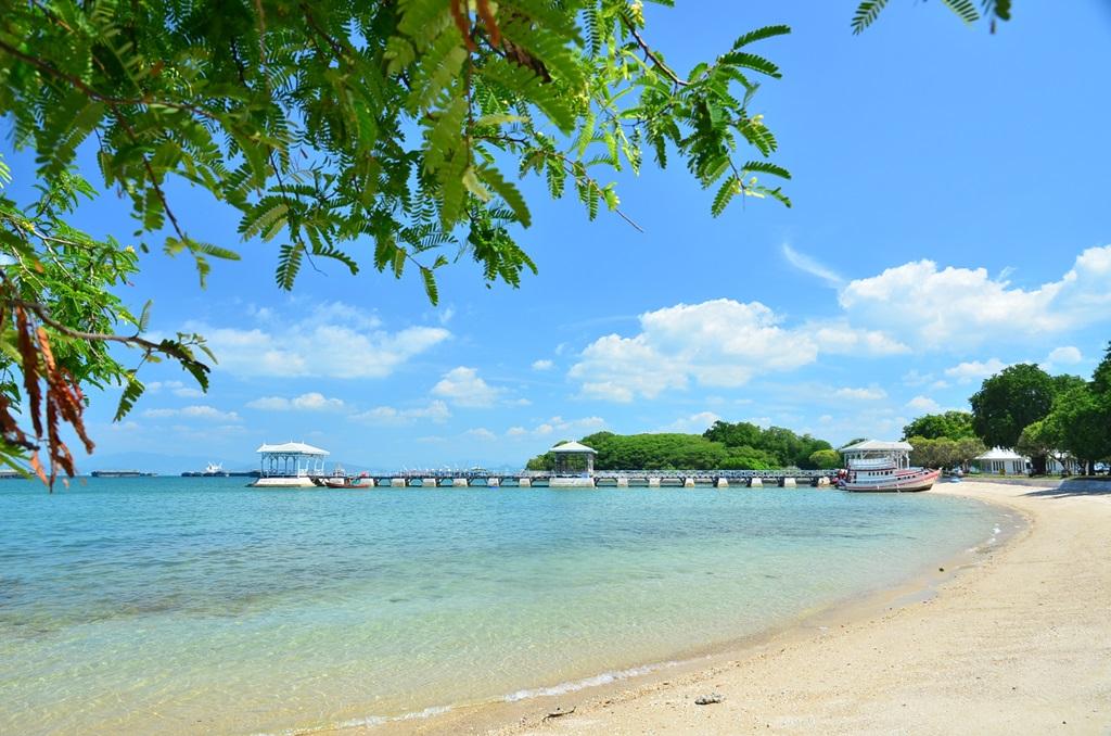 เที่ยวทะเล  เกาะสีชัง 3