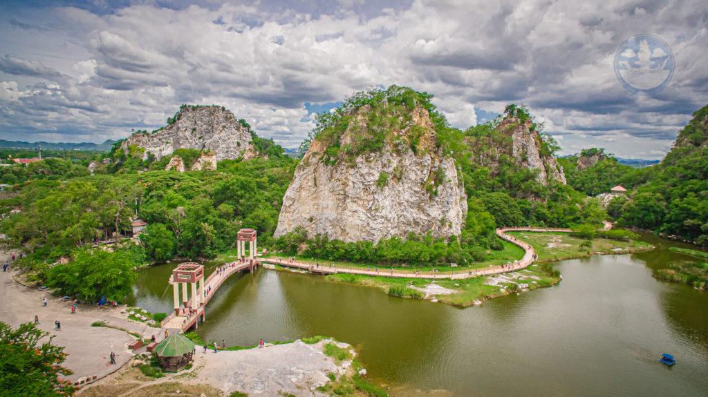 จุดเช็คอิน จังหวัดราชบุรี -อุทยานหินเขางู