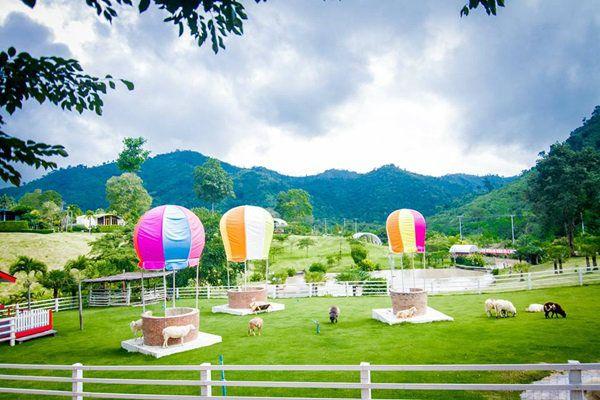เที่ยว จังหวัดราชบุรี-สวนผึ้ง