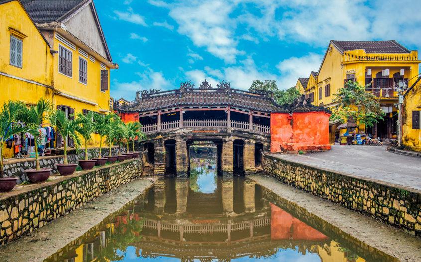 เที่ยวเวียดนาม เมืองเก่าฮอยอัน