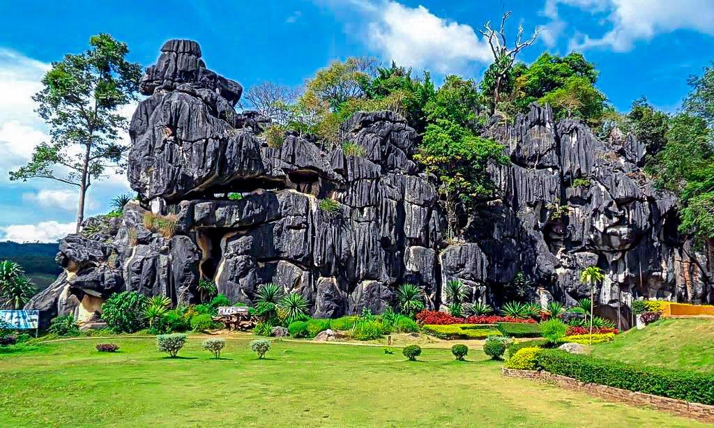 เที่ยวในเมืองไทย-สวนหินผางาม