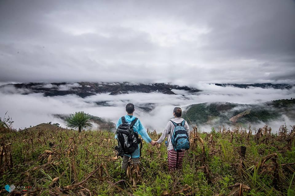 การท่องเที่ยว ที่ไม่โดดเดี่ยว-บนยอดภูแว