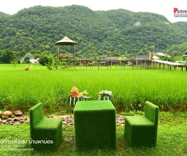 เที่ยวตามรอยชาว บ้านชนเผ่า ที่พร้อมสัมผัสวิถีชีวิตแบบเรียบง่าย และอากาศบริสุทธิ์