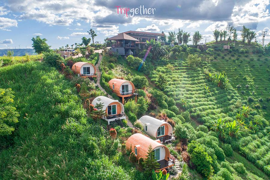 เที่ยวเมืองไทย--ภูแสนดาวรีสอร์ท