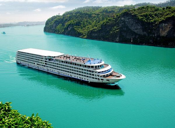 ล่องเรือเที่ยวแม่น้ำแยงซีเกียง  ชื่นชมสายโลหิตของชาวจีนแผ่นดินใหญ่ (ตอนที่ 1)