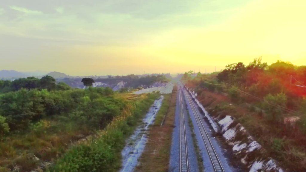 เที่ยว แกรนด์แคนยอนคีรี-รถไฟผ่าน
