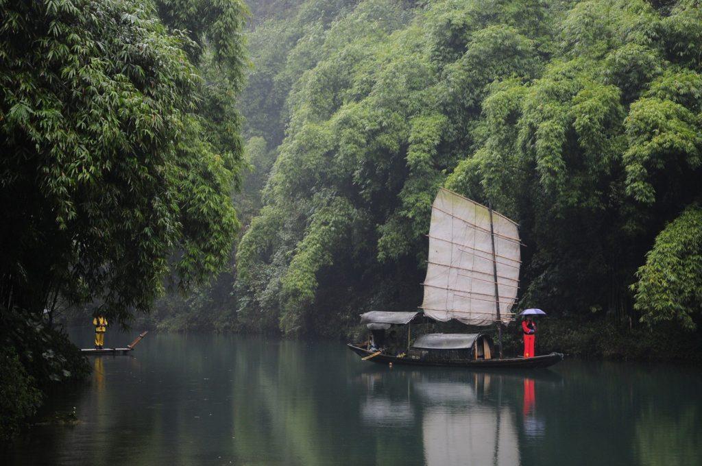 ล่องเรือแม่น้ำแยงซี 1