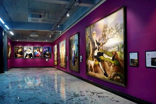 เที่ยวประเทศอินโดนีเซีย-พิพิธภัณฑ์ศิลปะอาร์ตวัน