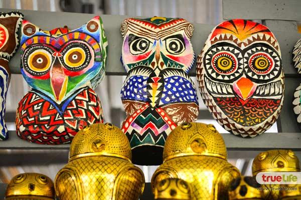 เที่ยวนครปฐม-พิพิธภัณฑ์ศิลปะนกฮูก