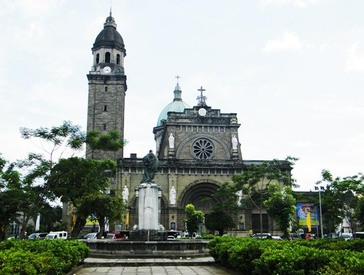 เที่ยวประเทศฟิลิปปินส์-เมืองโบราณอินทรามูรอส