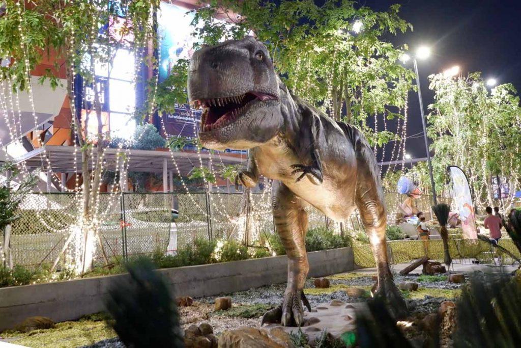 เที่ยวงาน Dino Fest 20201