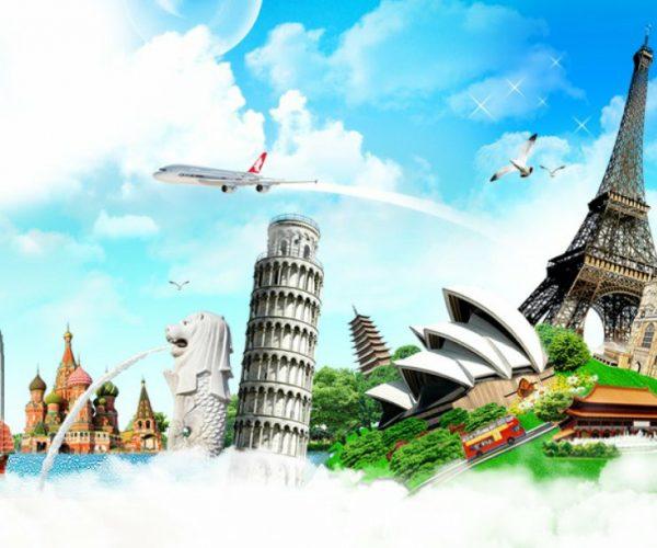 7 เหตุผลดีๆ ทำไมการได้ไป เที่ยวรอบโลก ถึงจะดีสำหรับคุณไปเปิดประสบกาณ์ใหม่ ๆ