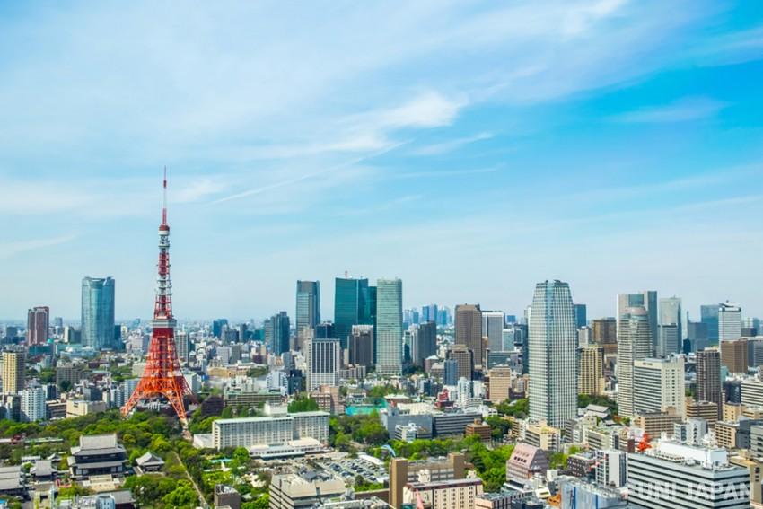 เที่ยวโตเกียว ยอดฮิต 1