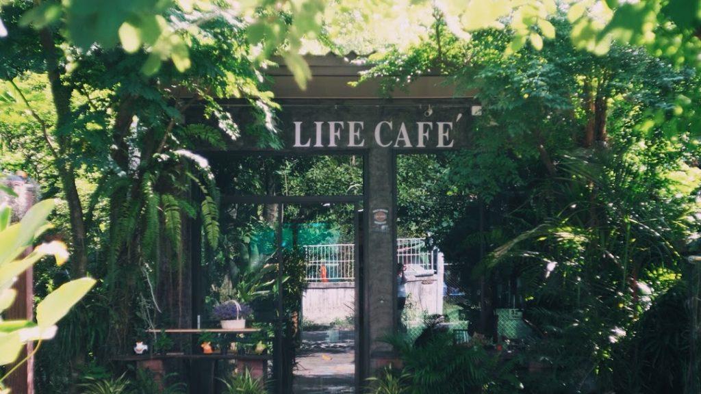 เที่ยวคาเฟ่บางแค-LIFE CAFE