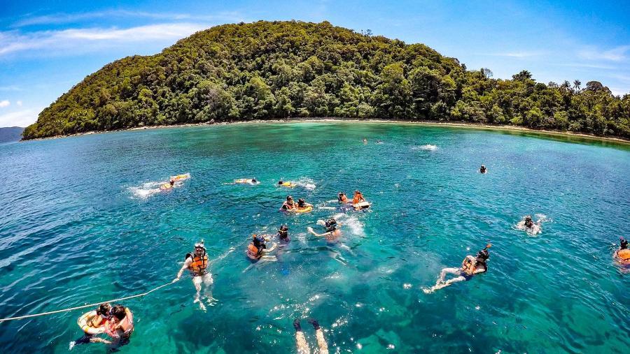 จุดดำน้ำสวยๆ จุดดำน้ำเกาะกูด