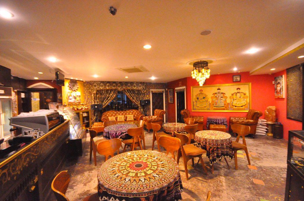 ร้านคาเฟ่บรรยากาศดี ๆ Tarot  Cafe