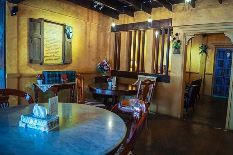 เที่ยวคาเฟ่แนววินเทจ- Yesterday's Tea Rooms