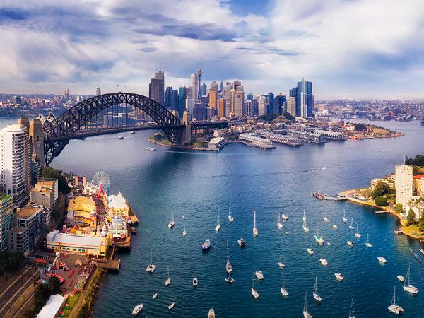 สถานที่ท่องเที่ยว ออสเตรเลีย น่าสนใจที่แนะนำโดยคนดังชาวออสซี่