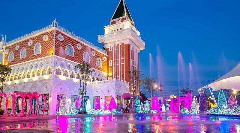 ท่องเที่ยวไทย ที่บรรยากาสเหมือนเที่ยวอยู่เมืองนอก สายเที่ยวห้ามพลาด..!!