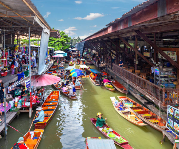 รวมแหล่งที่เที่ยว จุดเช็คอิน จังหวัดราชบุรี บรรยากาศชิว ๆ ที่เที่ยวไม่ควรพลาด