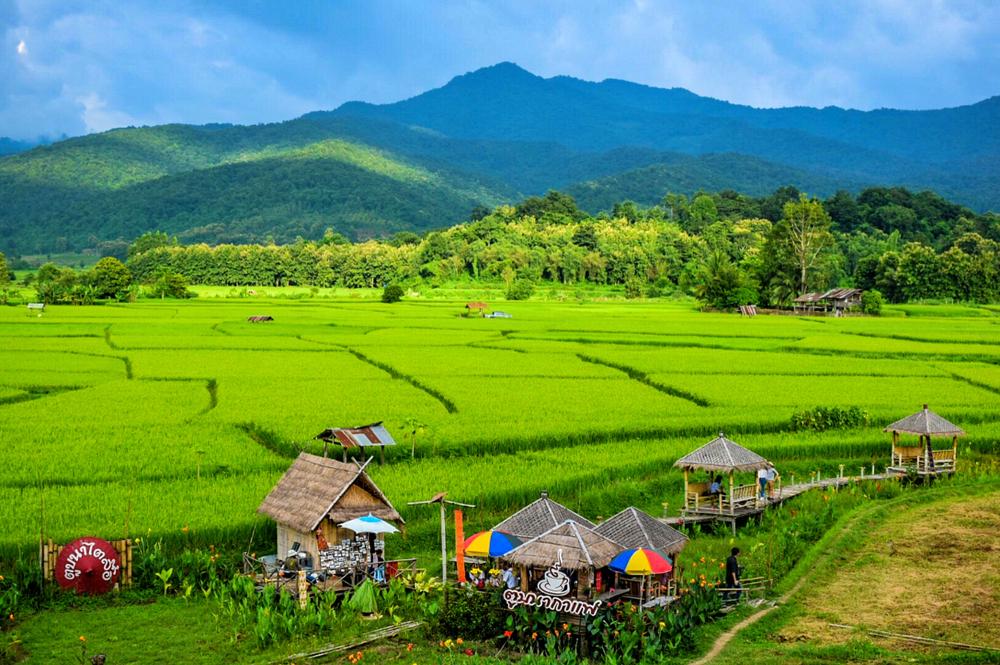 บรรยากาศ สุดชิล เที่ยวเมืองไทย ไม่ไปไม่ได้ พลาดแล้วต้องเสียดายแน่อนอน
