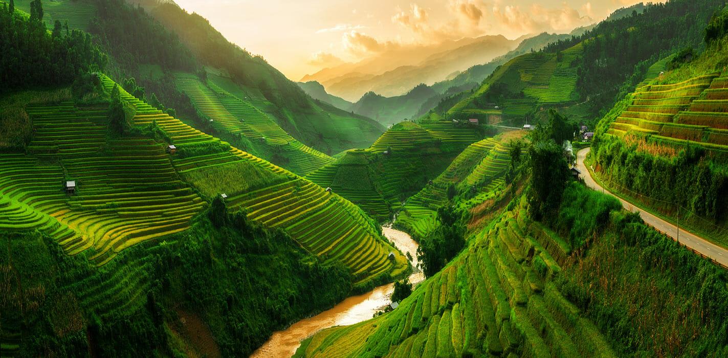 เที่ยวเวียดนาม บรรยากาศดีสุด ๆ สายคนชอบเที่ยวเมืองนอก ไม่ควรพลาด