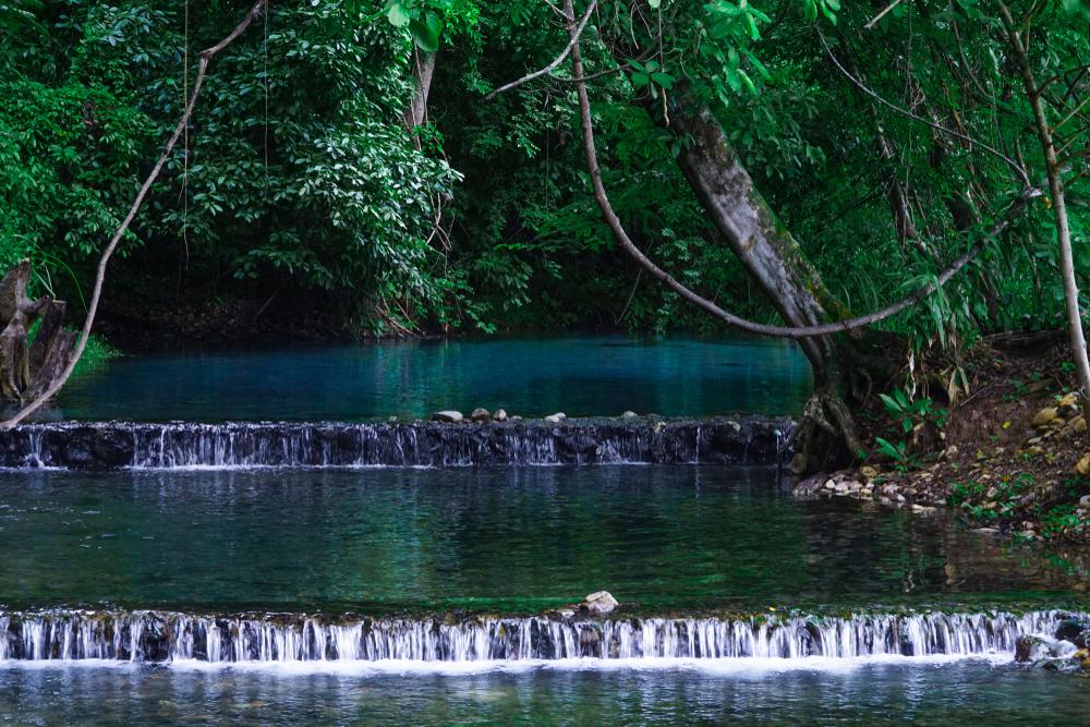 ขึ้นดอยไปแช่อองเซนที่ บ่อน้ำร้อนไทรงาม ที่อยู่ท่ามกลางธรรมชาติเเม่ฮองสอน
