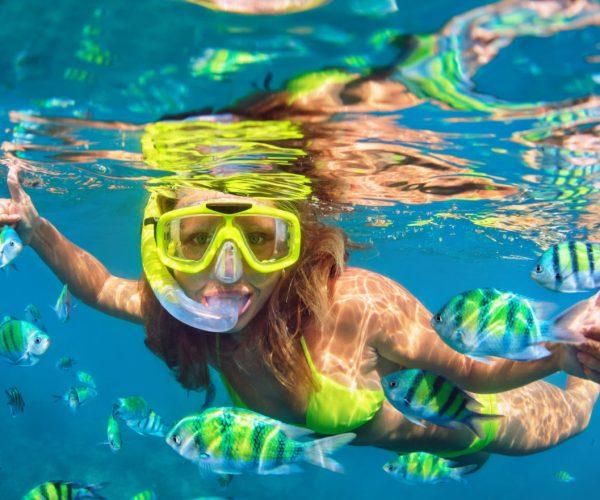 หน้าร้อนนี้มาไม่รู้จะไปไหน แนะนำ ดำน้ำดูปะการังจังหวัดระยอง สวยๆกันดีกว่า